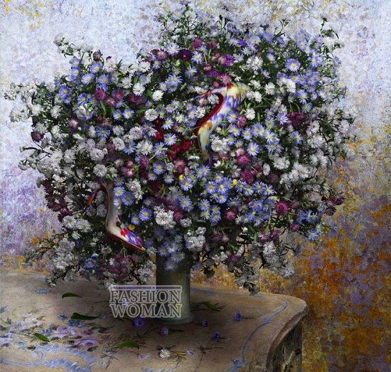 Весенний лукбук Christian Louboutin фото №6