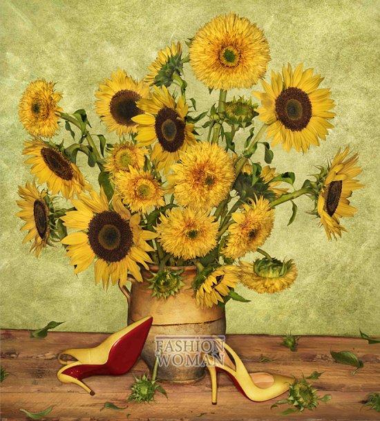 Весенний лукбук Christian Louboutin фото №7