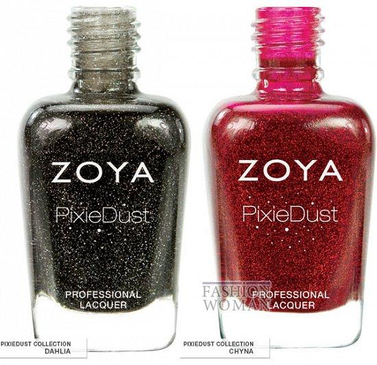 Весенняя коллекция лаков Zoya Pixie Dust  фото №1