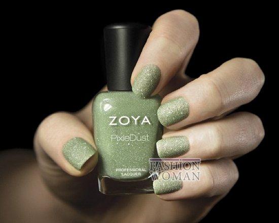 Весенняя коллекция лаков Zoya Pixie Dust  фото №6