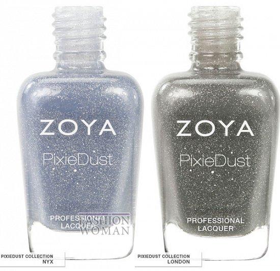 Весенняя коллекция лаков Zoya Pixie Dust  фото №7