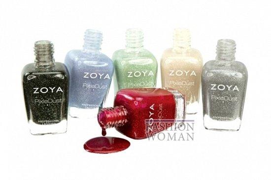 Весення коллекция лаков Zoya Pixie Dust