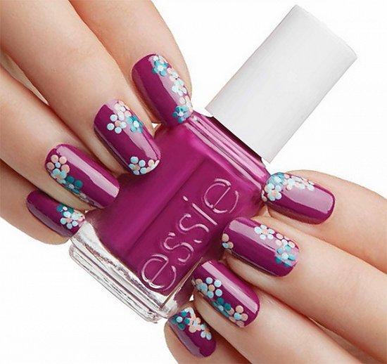 Весенняя коллекция лаков для ногтей Essie Flowerista  фото №3