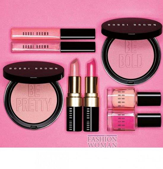 Весенняя коллекция макияжа Bobbi Brown Uber Pink