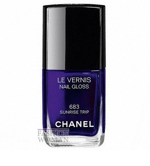 Весенняя коллекция макияжа Chanel LA Sunrise фото №7