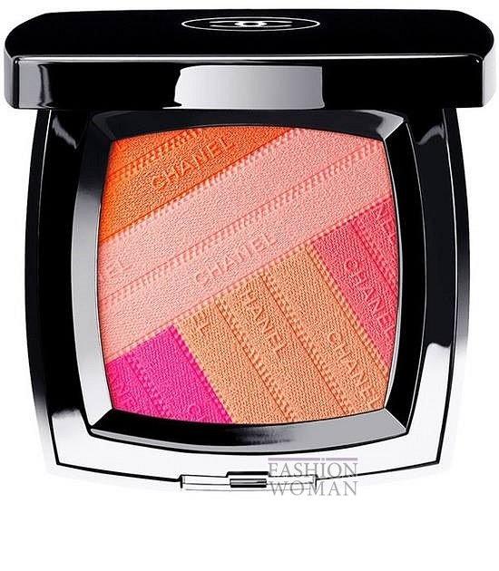 Весенняя коллекция макияжа Chanel LA Sunrise