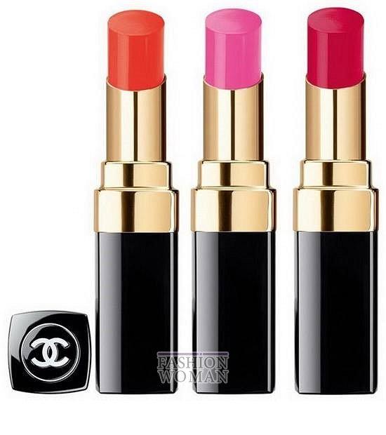 Весенняя коллекция макияжа Chanel LA Sunrise фото №6