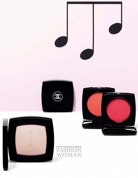 Весенняя коллекция макияжа Chanel 2014