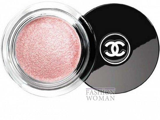 Весенняя коллекция макияжа Chanel Notes du Printemps фото №12