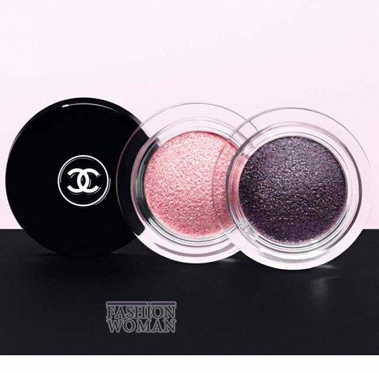 Весенняя коллекция макияжа Chanel Notes du Printemps фото №13