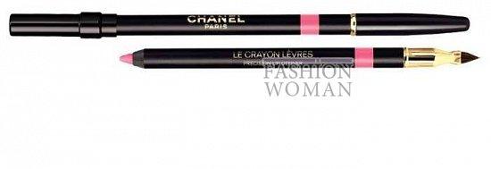 Весенняя коллекция макияжа Chanel Notes du Printemps фото №16