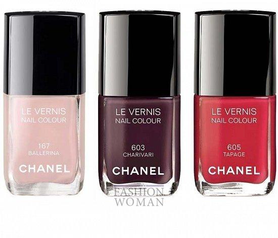 Весенняя коллекция макияжа Chanel Notes du Printemps фото №18
