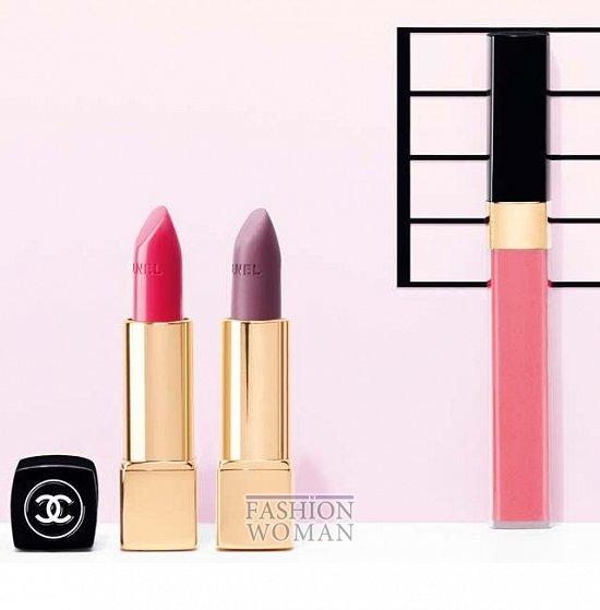 декоративная косметика Шанель 2014