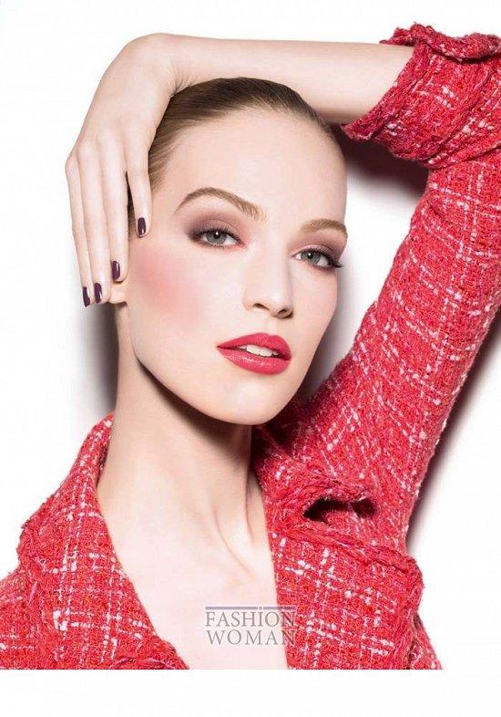 Весенняя коллекция макияжа Chanel