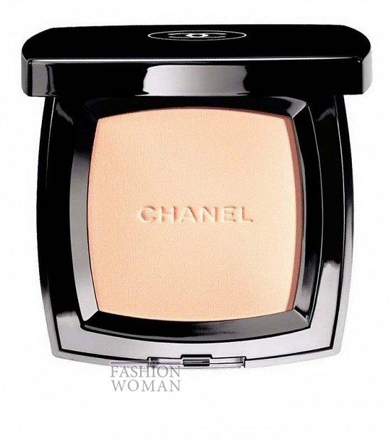 Весенняя коллекция макияжа Chanel Notes du Printemps фото №7