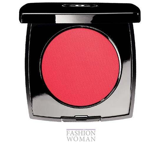 Весенняя коллекция макияжа Chanel Notes du Printemps фото №8