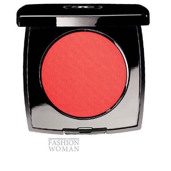 Весенняя коллекция макияжа Chanel Notes du Printemps фото №9