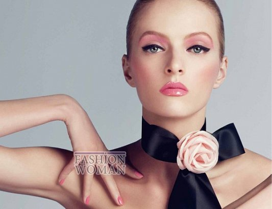 коллекция макияжа Dior Cherie Bow