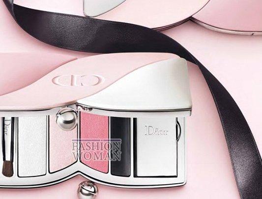 Весенняя коллекция макияжа Dior Cherie Bow  фото №2