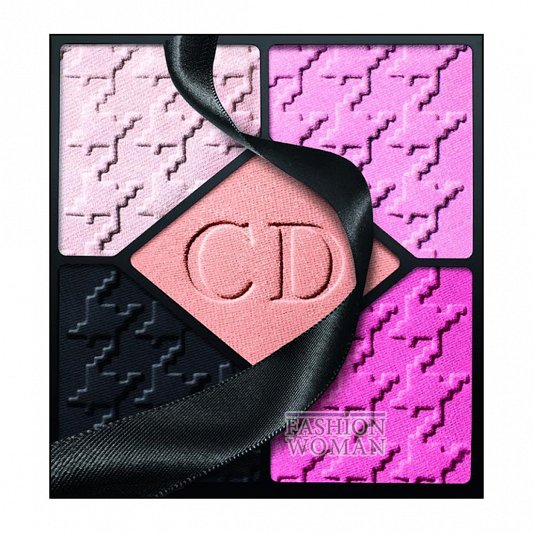 Весенняя коллекция макияжа Dior Cherie Bow  фото №6