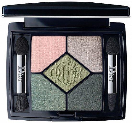 Весенняя коллекция макияжа Dior Color Kingdom фото №2
