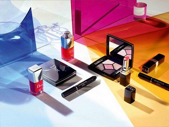 Весенняя коллекция макияжа Dior Color Kingdom