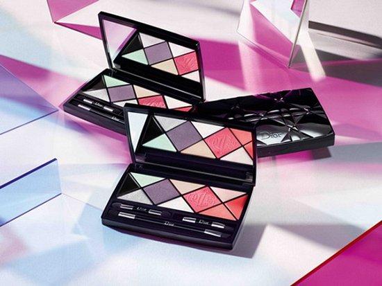 Весенняя коллекция макияжа Dior Color Kingdom фото №17