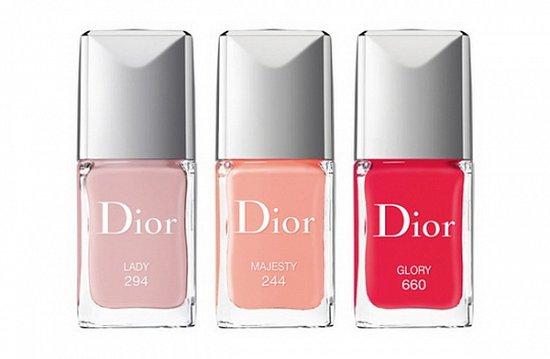 Весенняя коллекция макияжа Dior Color Kingdom фото №13