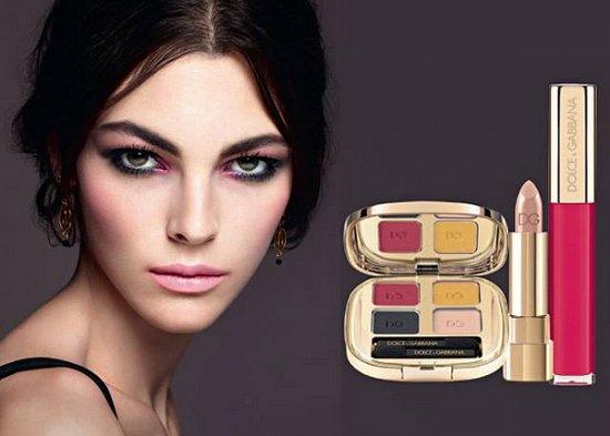 Весенняя коллекция макияжа Dolce  фото №10