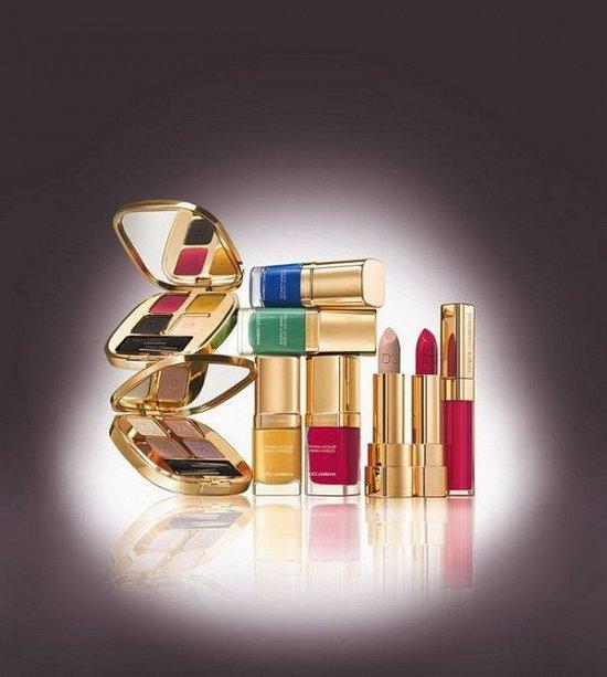 Весенняя коллекция макияжа Dolce & Gabbana