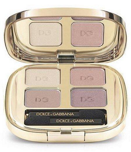 Весенняя коллекция макияжа Dolce  фото №1