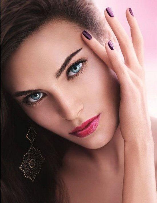 Весенняя коллекция макияжа Giorgio Armani 2015 фото №7