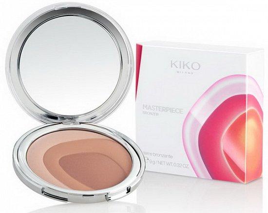 Весенняя коллекция макияжа Kiko Generation Next  фото №2