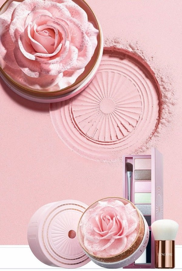 Весенняя коллекция макияжа Lancome Absolutely Rose  фото №2