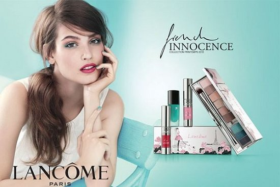 Весенняя коллекция макияжа Lancome French Innocence