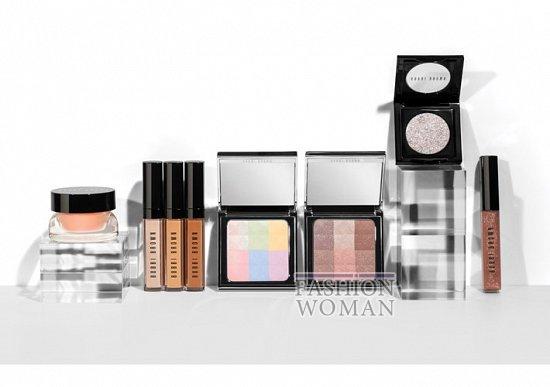 коллекция макияжа  Brighten, Sparkle & Glow от Bobbi Brown