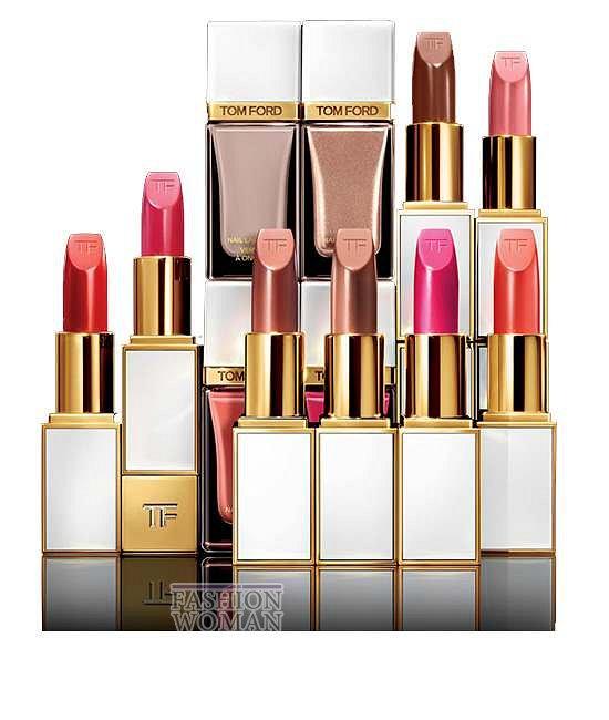 Весенняя коллекция макияжа Tom Ford