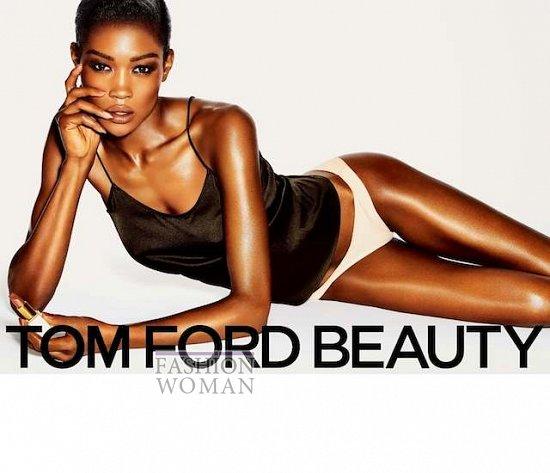 Весенняя коллекция макияжа Tom Ford фото №5