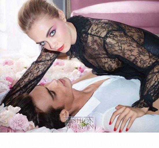 Весенняя коллекция макияжа Yves Saint Laurent Flower Crush фото №10