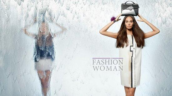 Весенняя рекламная кампания Fendi фото №2