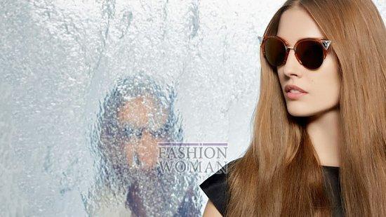 Весенняя рекламная кампания Fendi фото №13