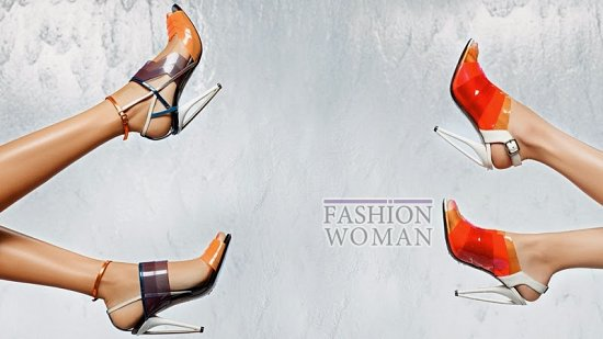 Весенняя рекламная кампания Fendi фото №15