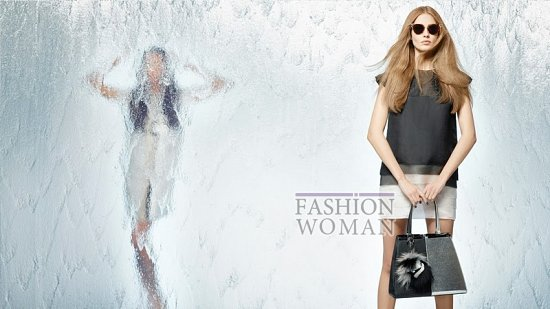 Весенняя рекламная кампания Fendi фото №3