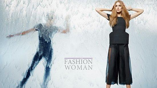Весенняя рекламная кампания Fendi фото №4