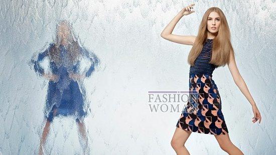 Весенняя рекламная кампания Fendi фото №6