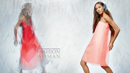 Весенняя рекламная кампания Fendi фото №10