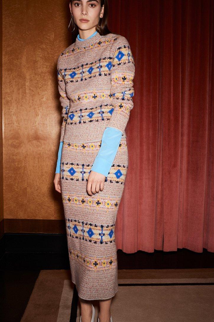 Victoria Beckham pre-fall 2017 фото №9
