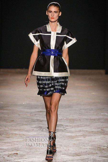 Восточный стиль - модный тренд сезона фото №9