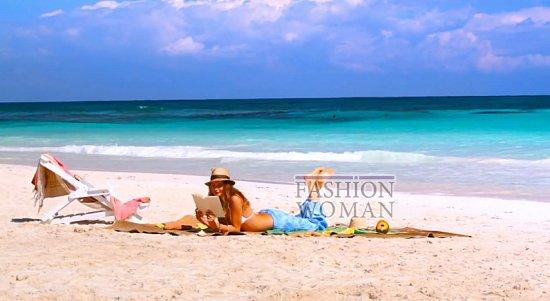Время для пляжного отдыха - купальники Victoria's Secret лето 2012 фото №8