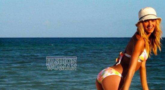 Время для пляжного отдыха - купальники Victoria's Secret лето 2012 фото №9